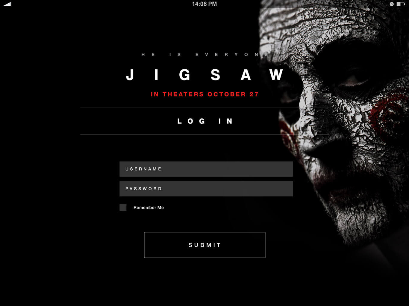 Jigsaw NY Comic Con Reservation App