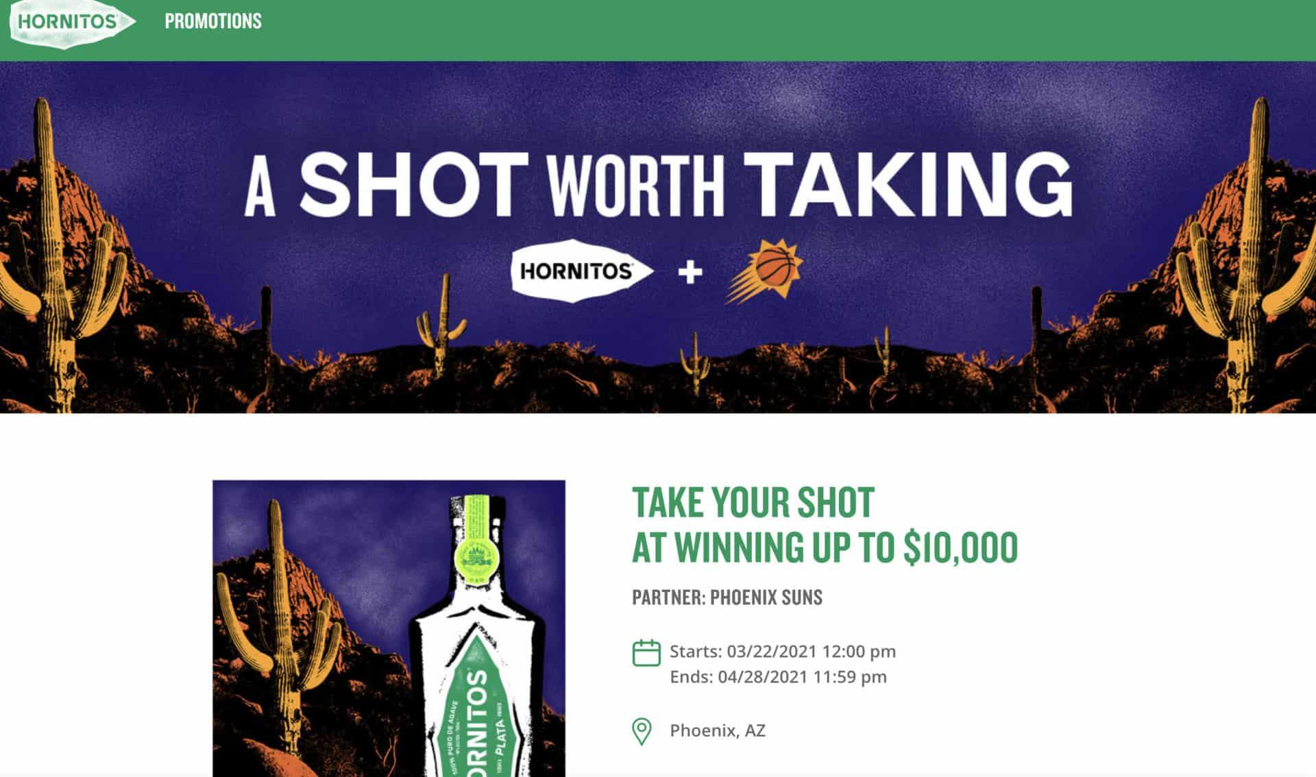 Hornitos Regional Promotion Platform
